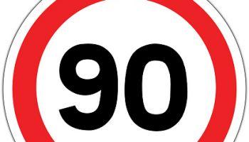 Arrêté de circulation de Monsieur le Président du conseil Départemental de l'Allier, fixant la vitesse maximale autorisée à 90 km/h sur les routes départementales de l'Allier.